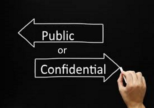 Public vs Confidential Marriage License