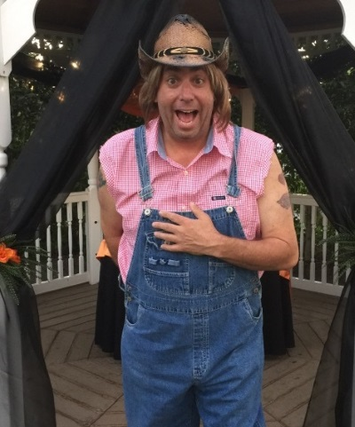 hillbilly wedding